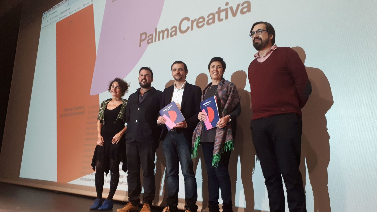 Presentació de 'Palma Creativa'