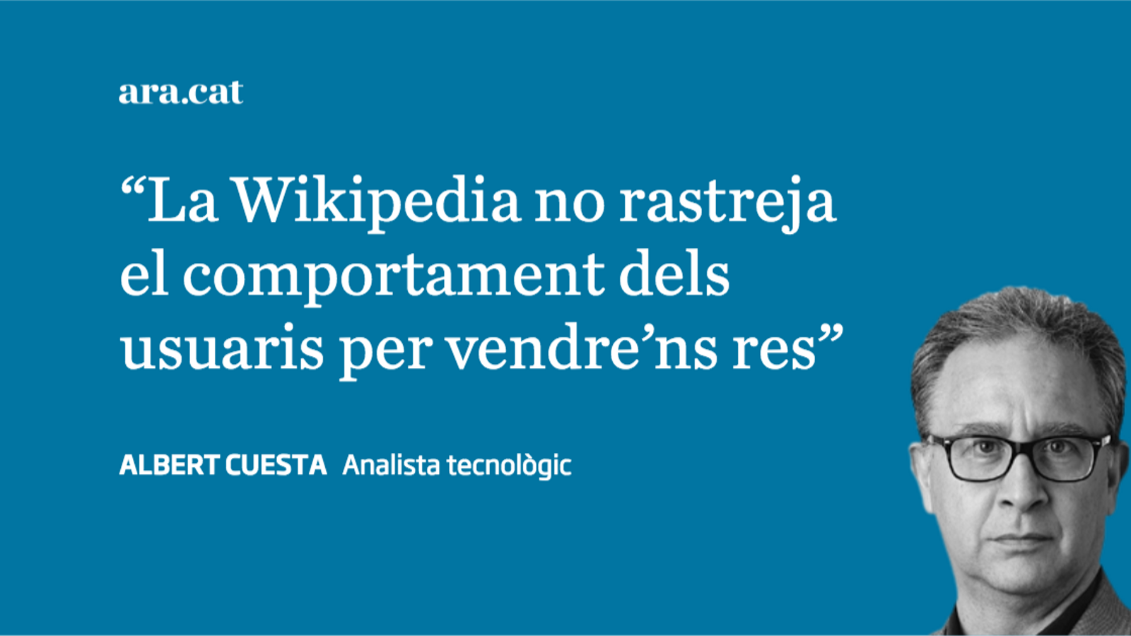 La Wikipedia se'ns ha fet gran