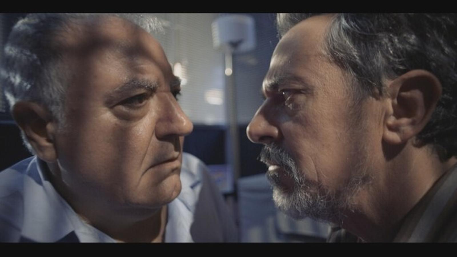 Jordi Bosch i Pere Ponce a 'El crèdit'