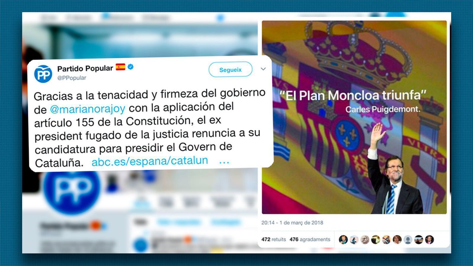 L'anàlisi d'Antoni Bassas: '«El plan Moncloa triunfa» (encara que Espanya s'enfonsa)'