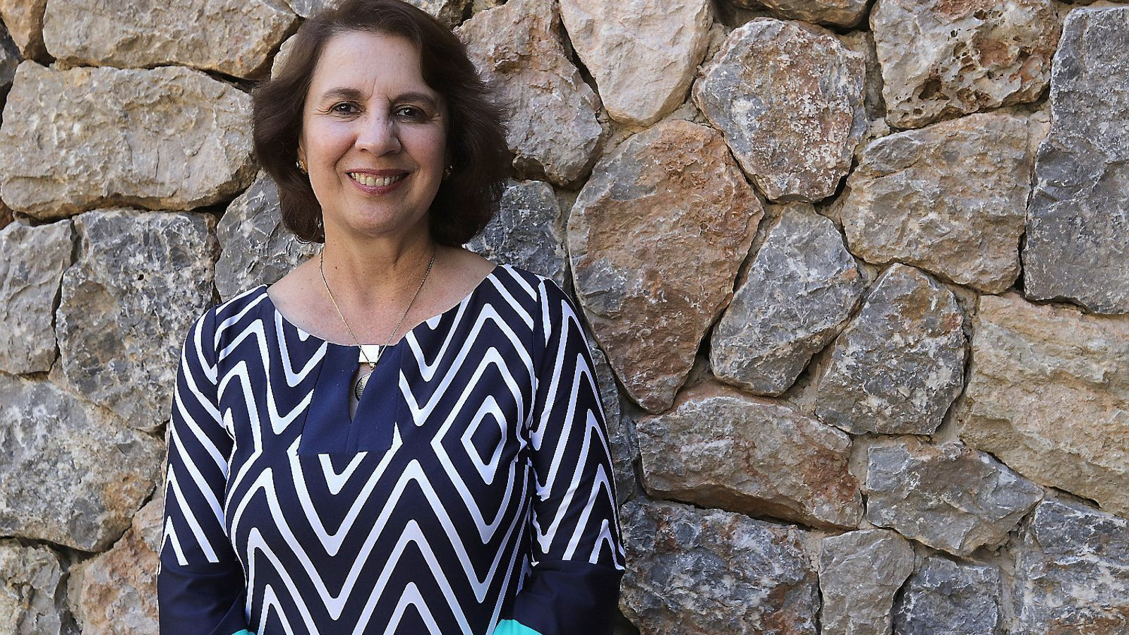 """Rosalía Arteaga : """"Han hagut de passar vint-i-un anys per veure el meu retrat al plafó presidencial"""""""