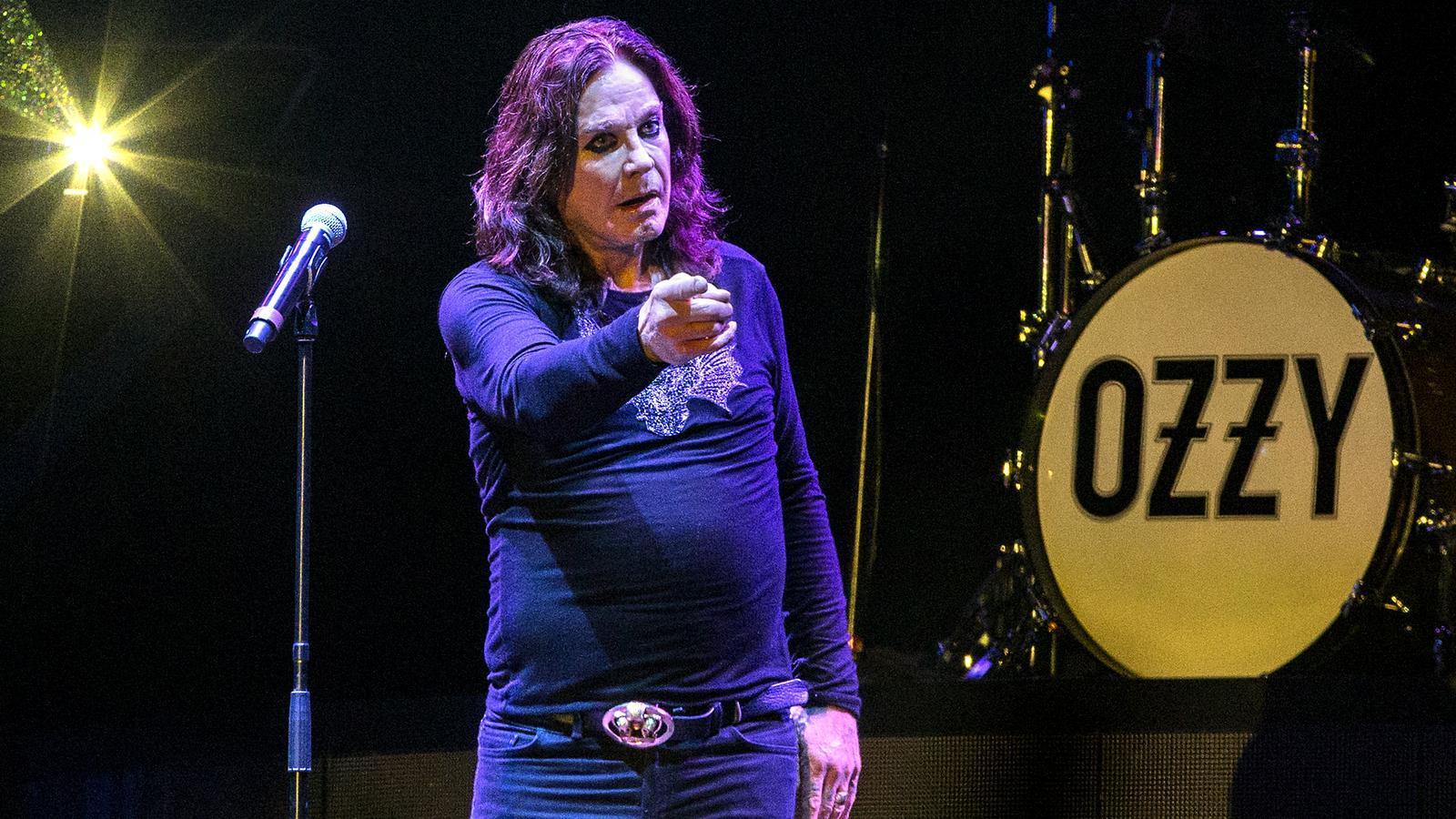 Ozzy Osbourne cancel·la el concert a Barcelona i la gira europea per problemes mèdics