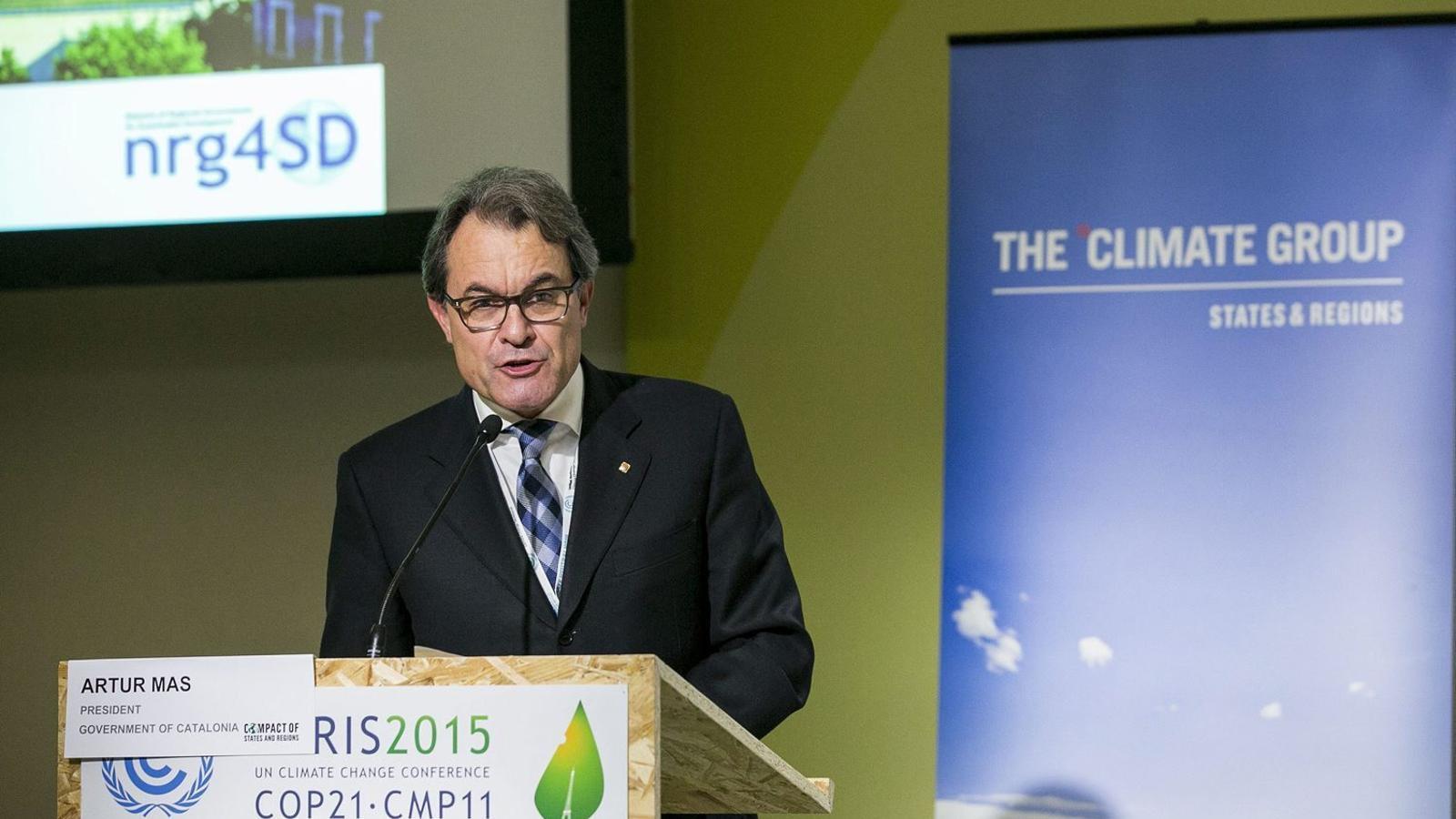 La cimera contra el canvi climàtic de les subnacions