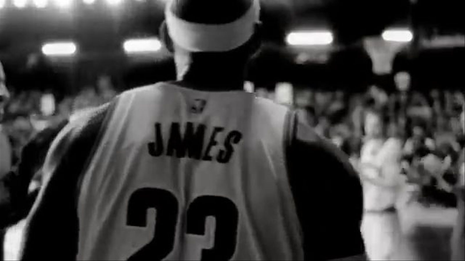 Together: Nike celebra el retorn de LeBron James a Cleveland