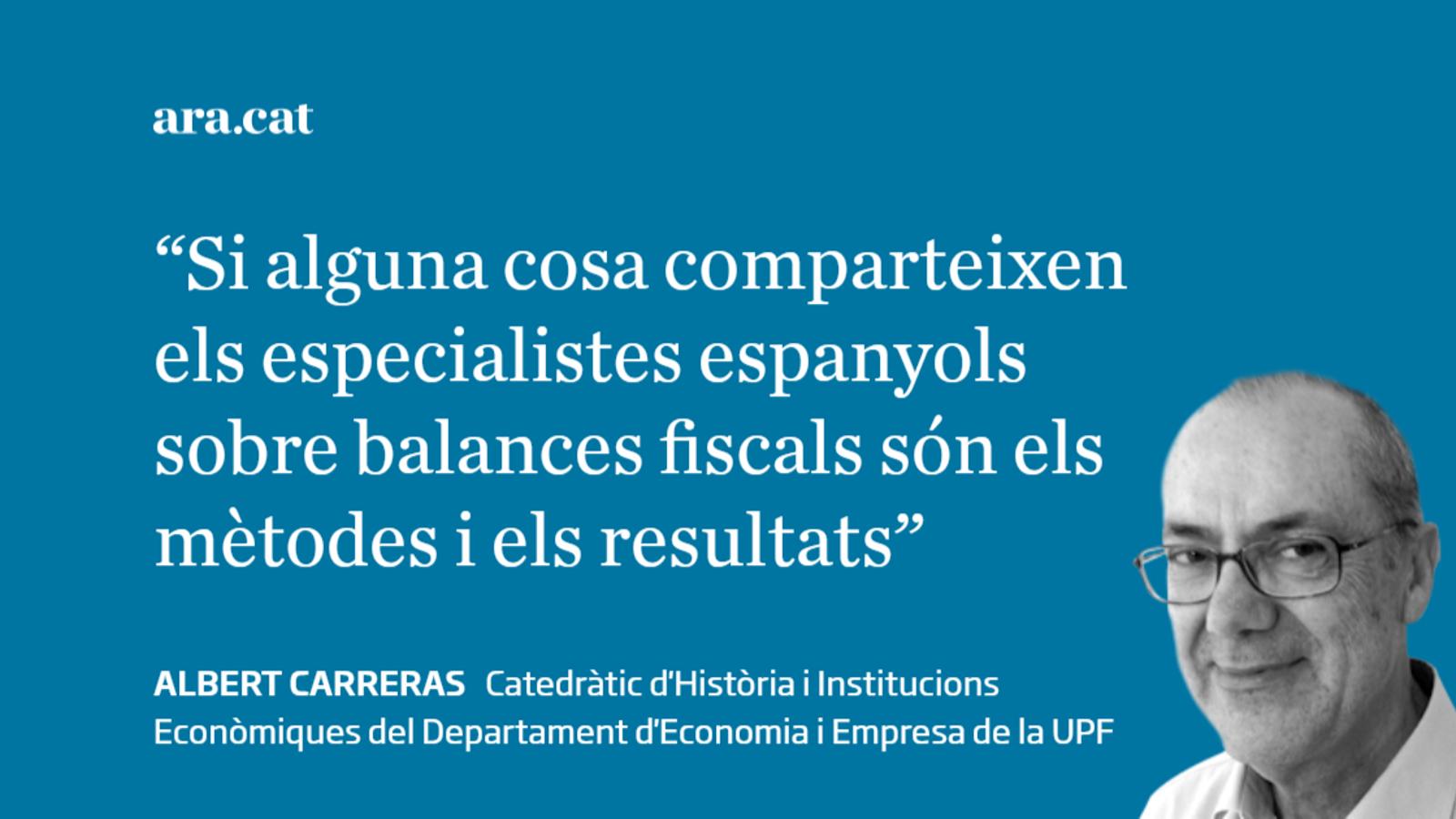 La incomoditat dels socialistes catalans amb el dèficit fiscal català