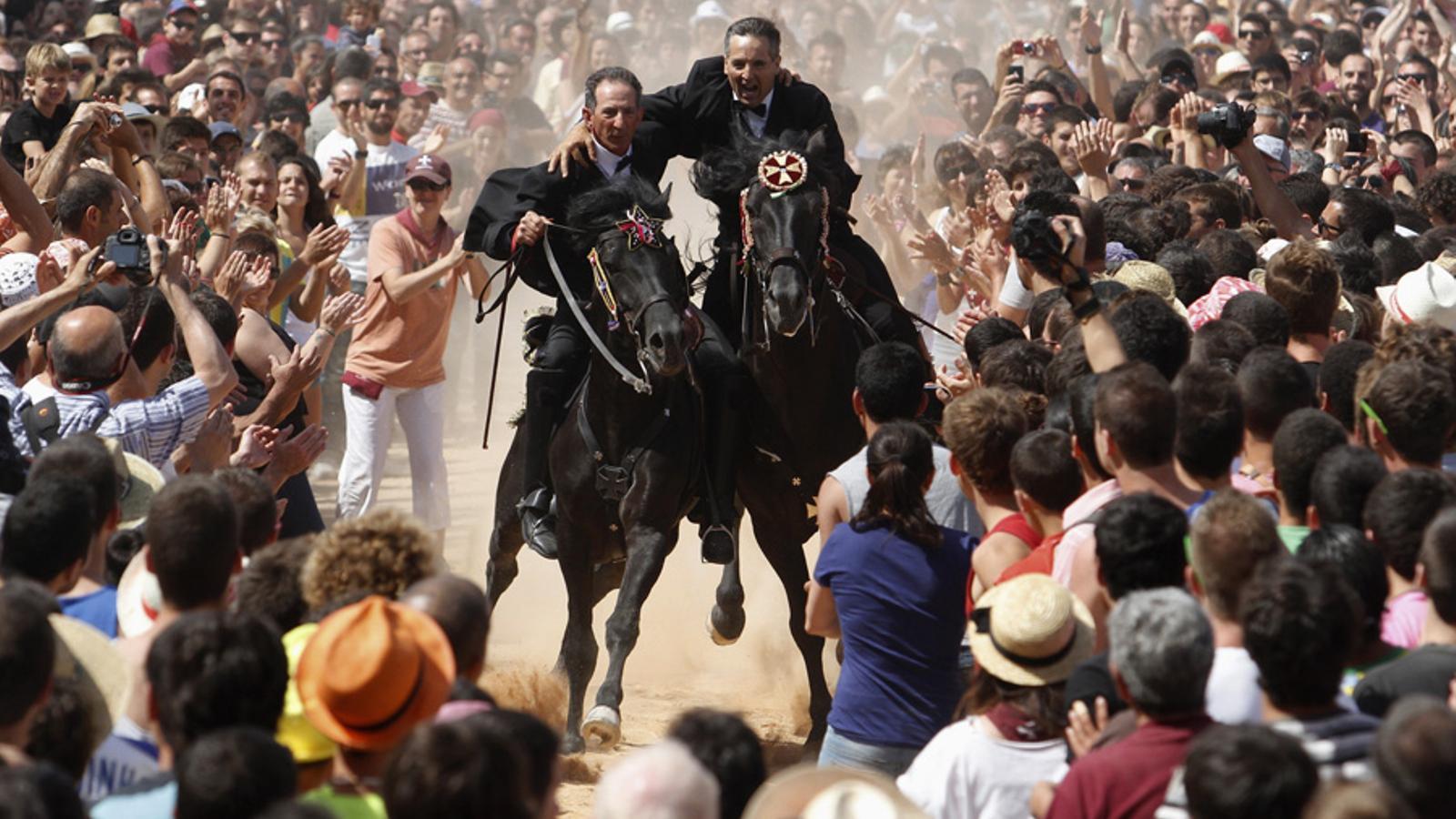 Festes de Sant Joan a Ciutadella