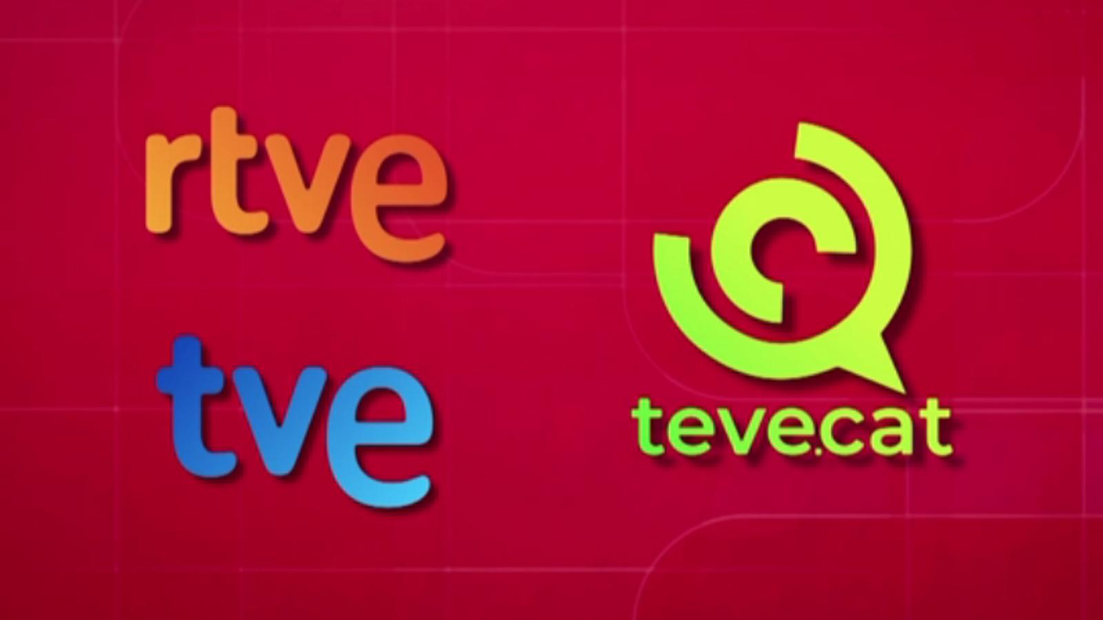 RTVE ha reclamat que Teve.cat modifiqui el seu nom i la seva imatge gràfica