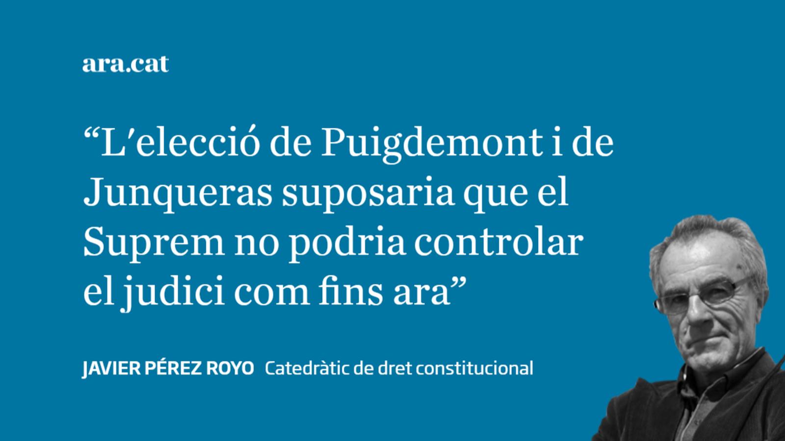 El moment Puigdemont