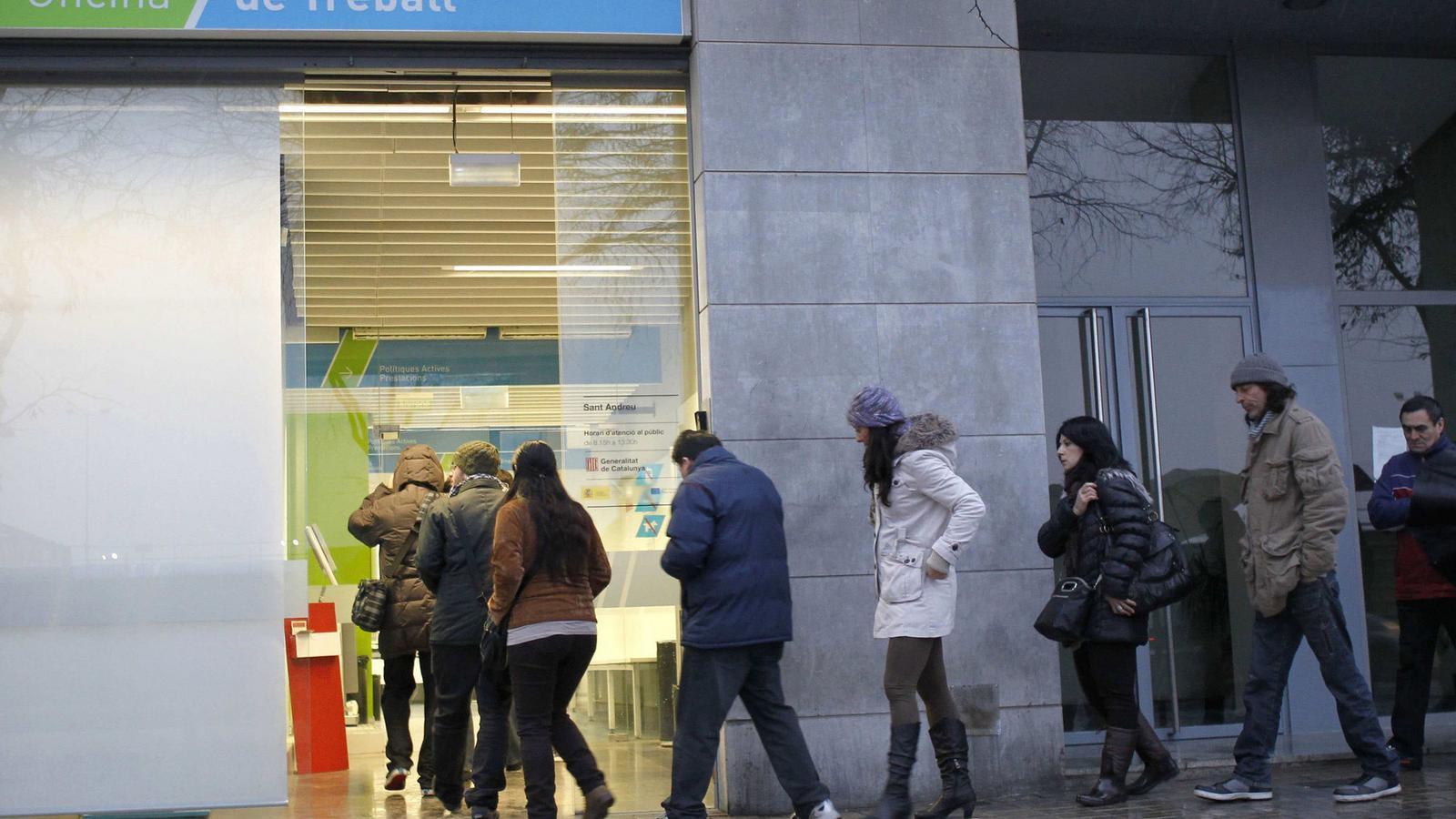 Brussel les creu que el mercat laboral reduir la temporalitat for Oficina de treball barcelona