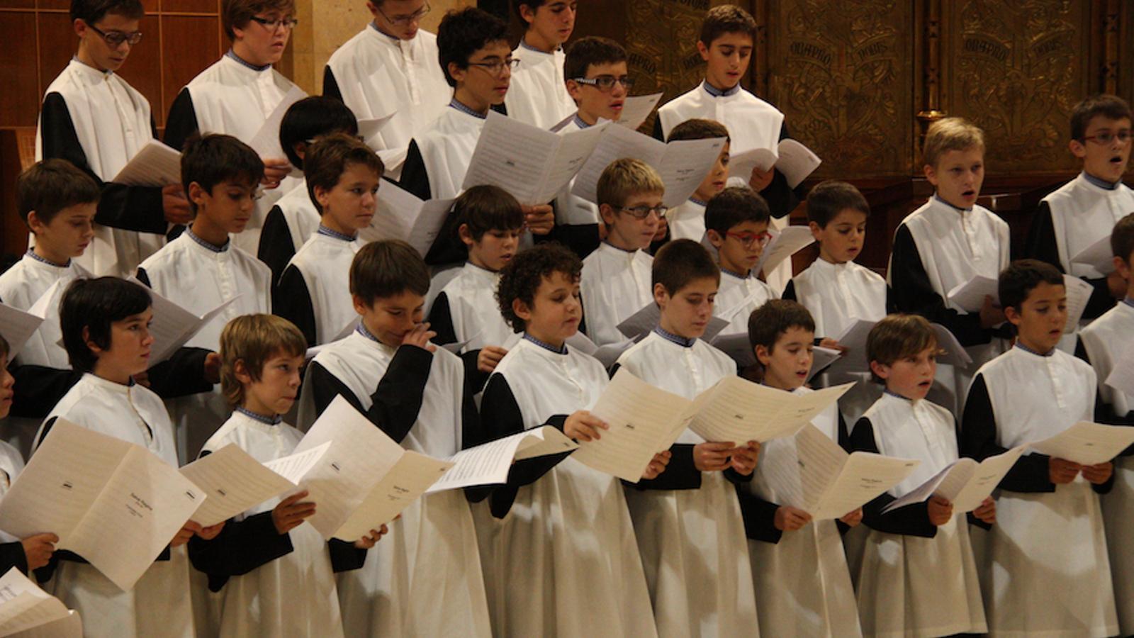 L'Escolania de Montserrat / ACN