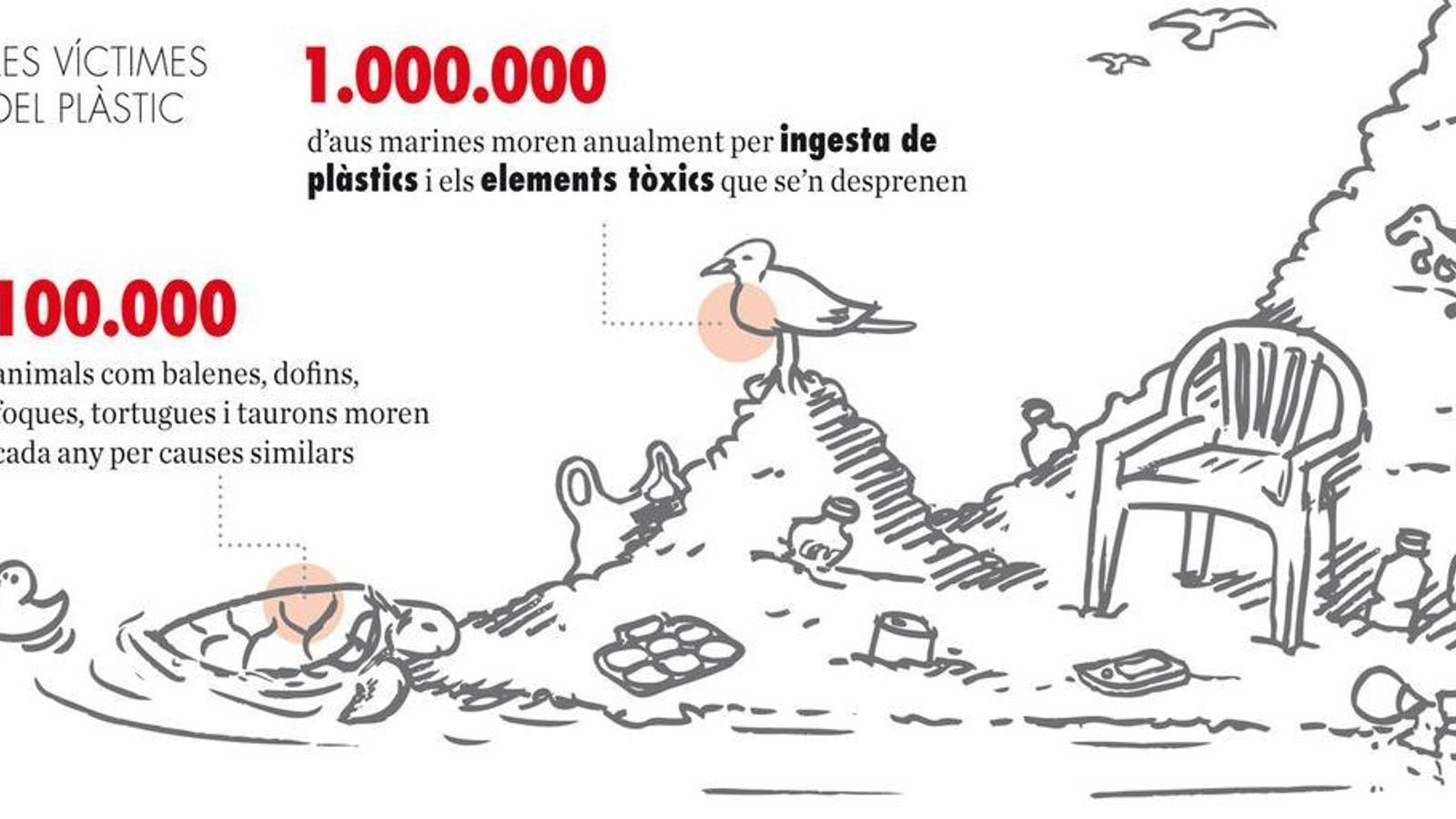 Plàstic: l'assassí silenciós