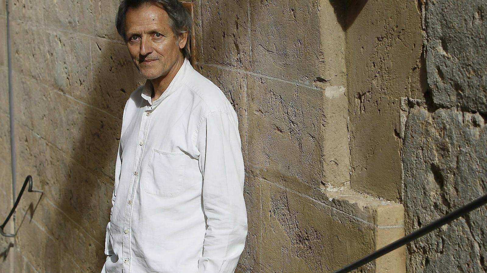 Guillem Ferrer va canviar un alt càrrec a Camper (director creatiu durant 15 anys) per ser un activista en educació.