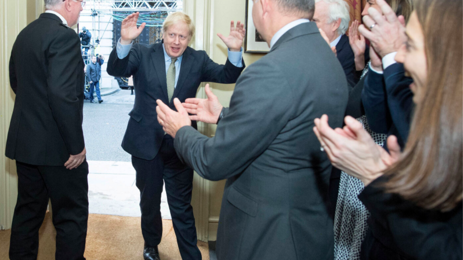 Boris Johnson, un trumpista  a Downing Street