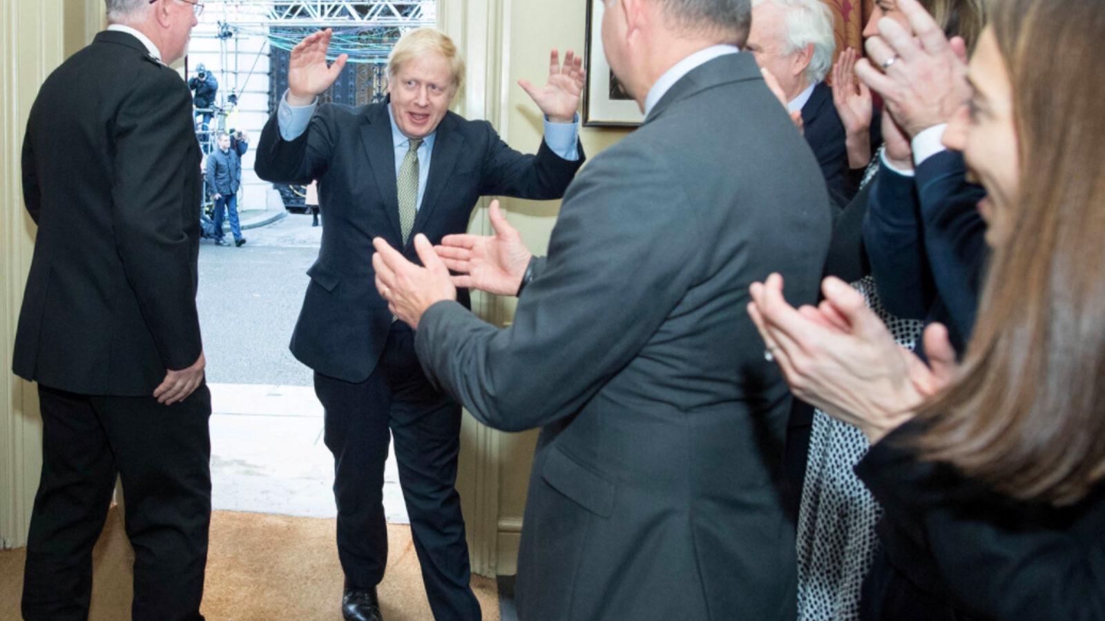 Boris Johnson, un trumpista  a Downing Street