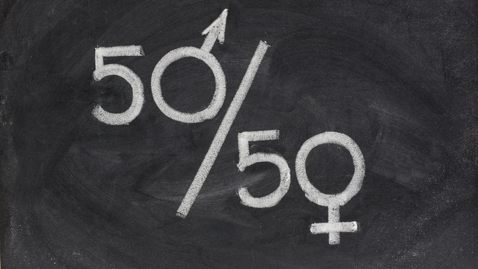 Imatge d'arxiu sobre la promoció de la igualtat