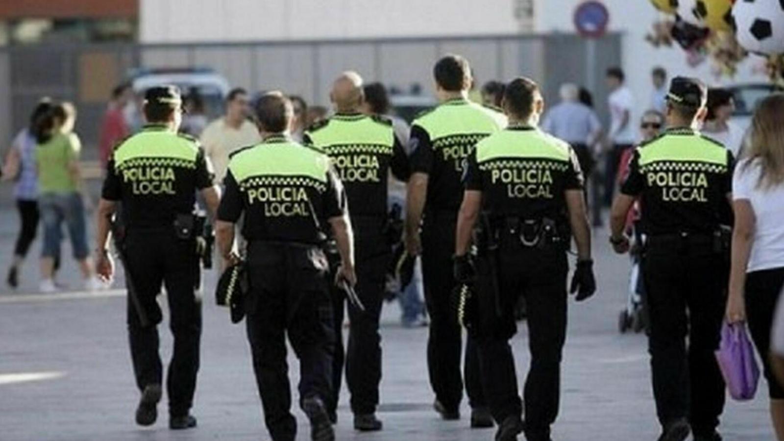 Els Policies Locals que vulguin poden sol·licitar la seva intenció de participar a la seguretat de les festes.