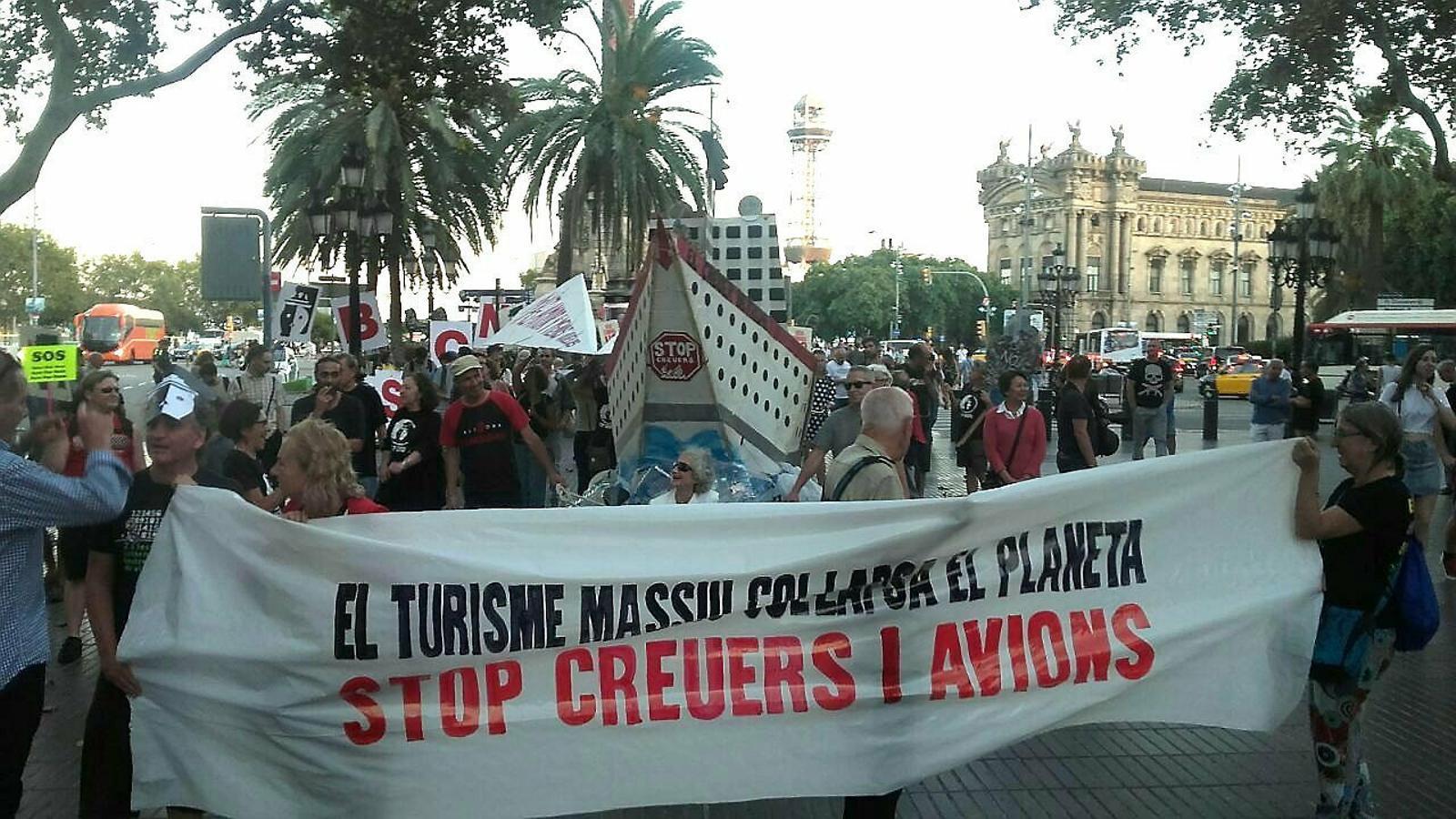 Crida a una mobilització massiva per combatre la crisi climàtica