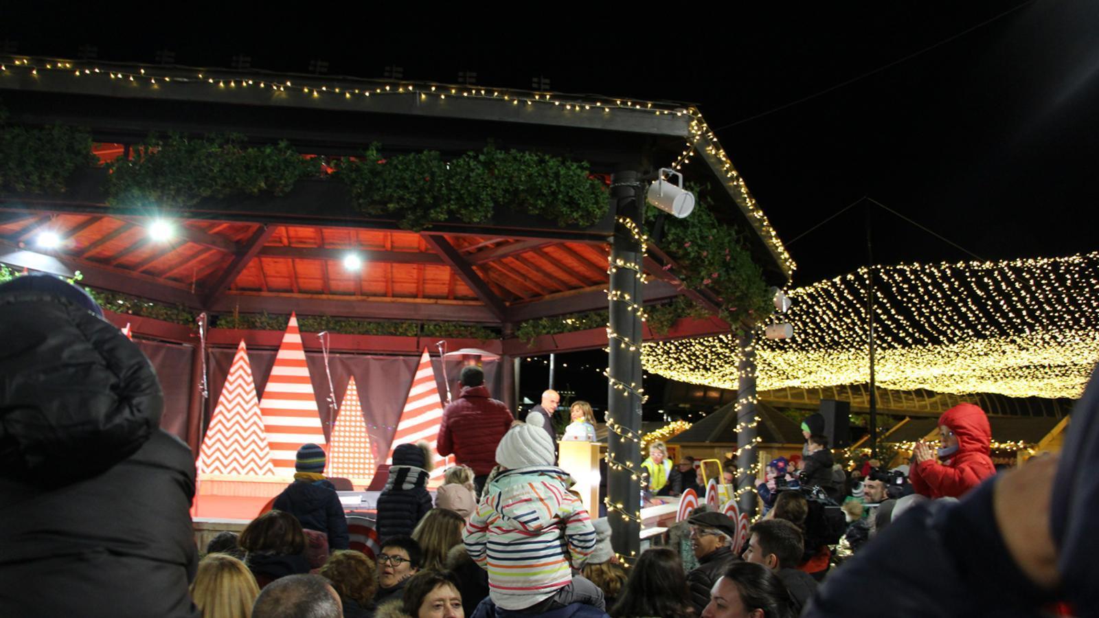 El Poblet de Nadal. / ARXIU ANA
