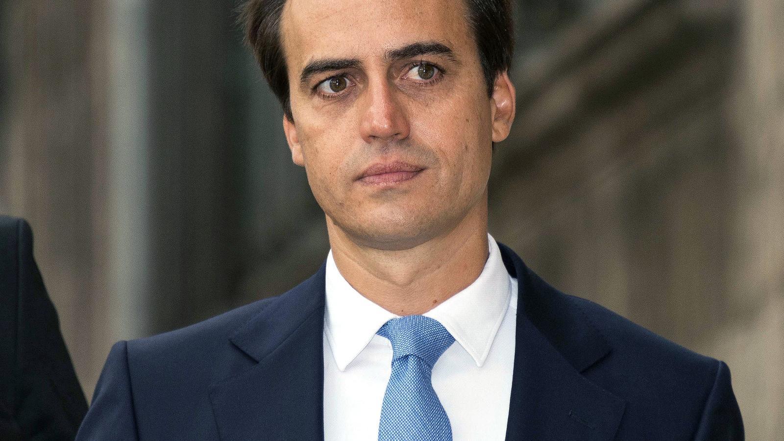 El diputat Álvaro Gijón en una imatge d'arxiu.