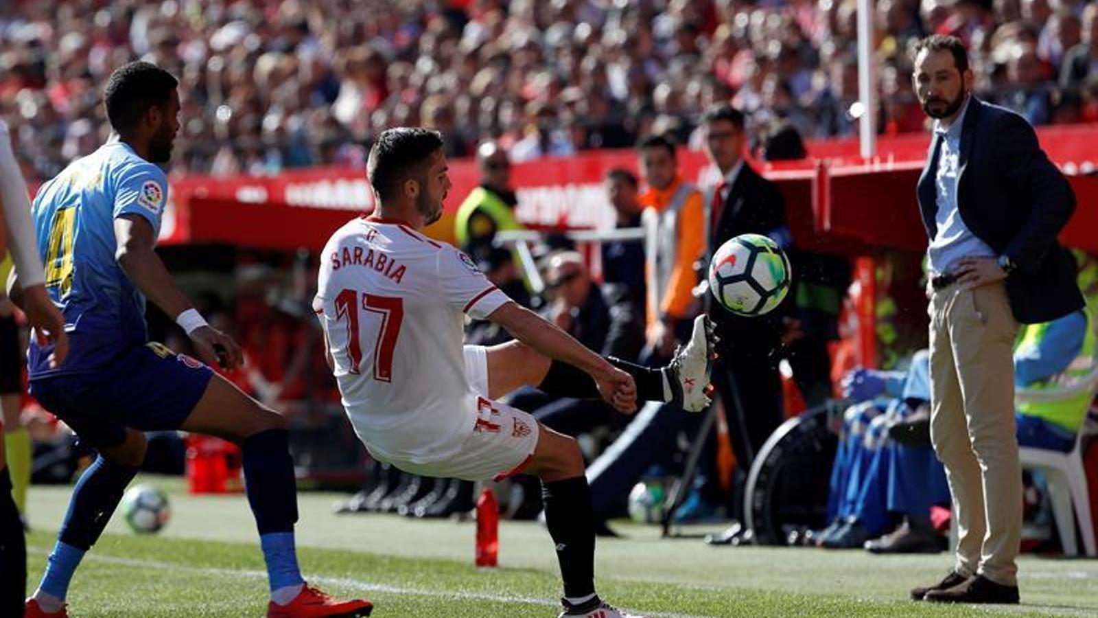 Machin-atent-jugada-durant-Sevilla-Giron