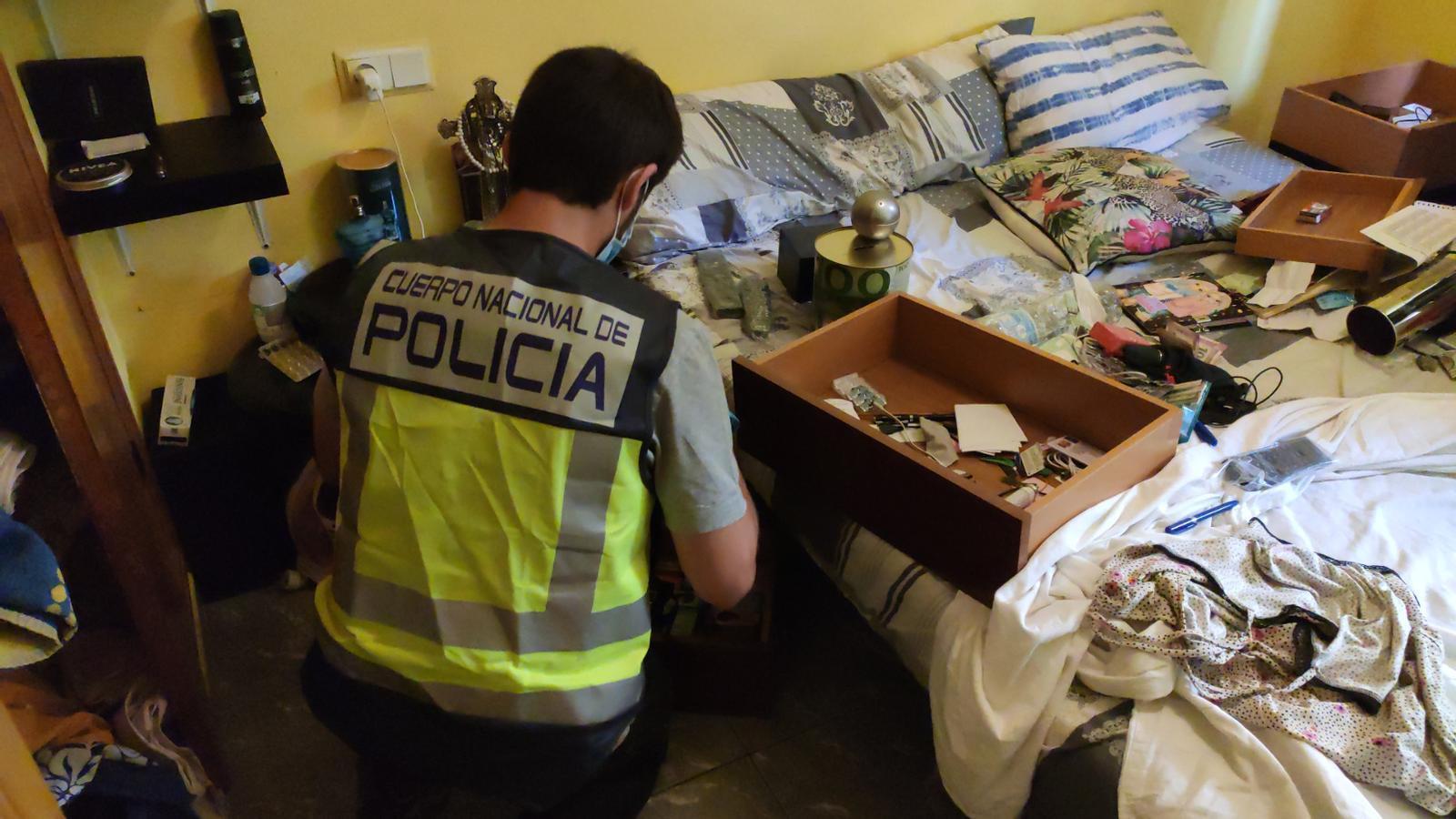 El grup de carteristes que van detenir a Palma van acumular en 10 anys 12,5 milions d'euros