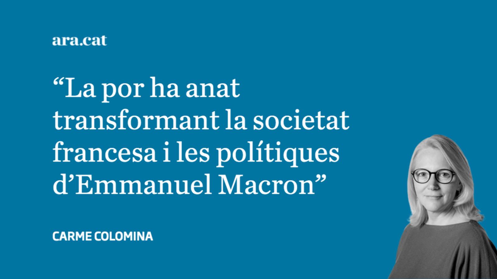 Tots els fronts de Macron