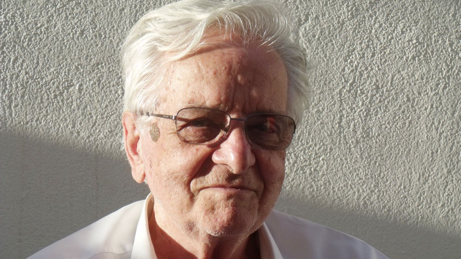 L'escriptor Lluís Serrahima