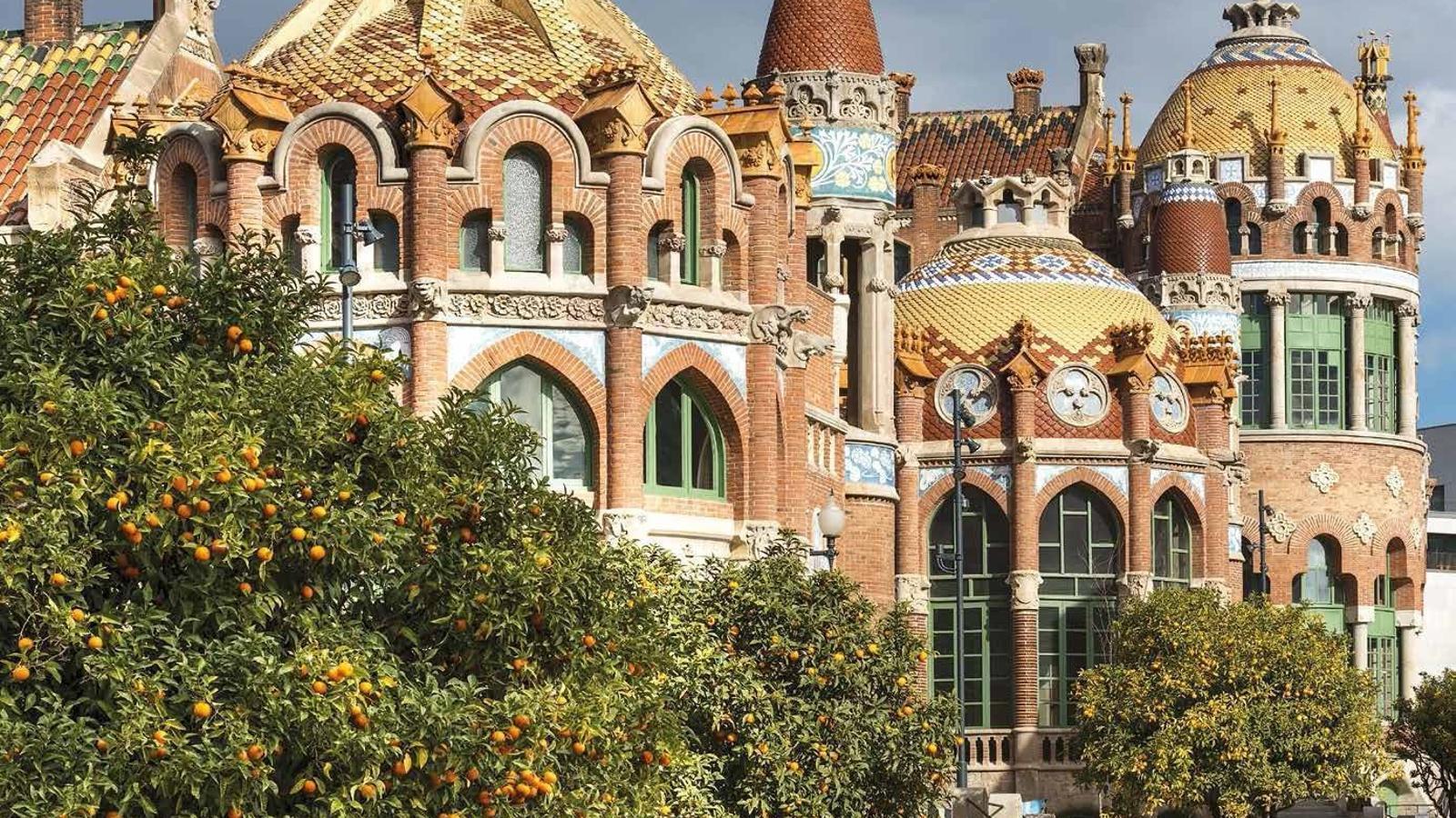 Sant Pau: 10 curiositats de l'hospital modernista més gran