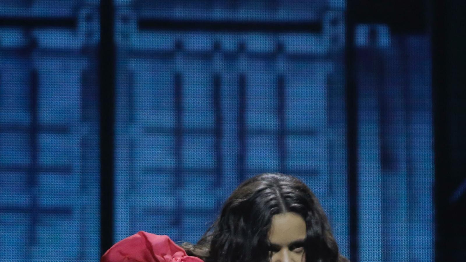 Rosalía arrasa al Palau Sant Jordi