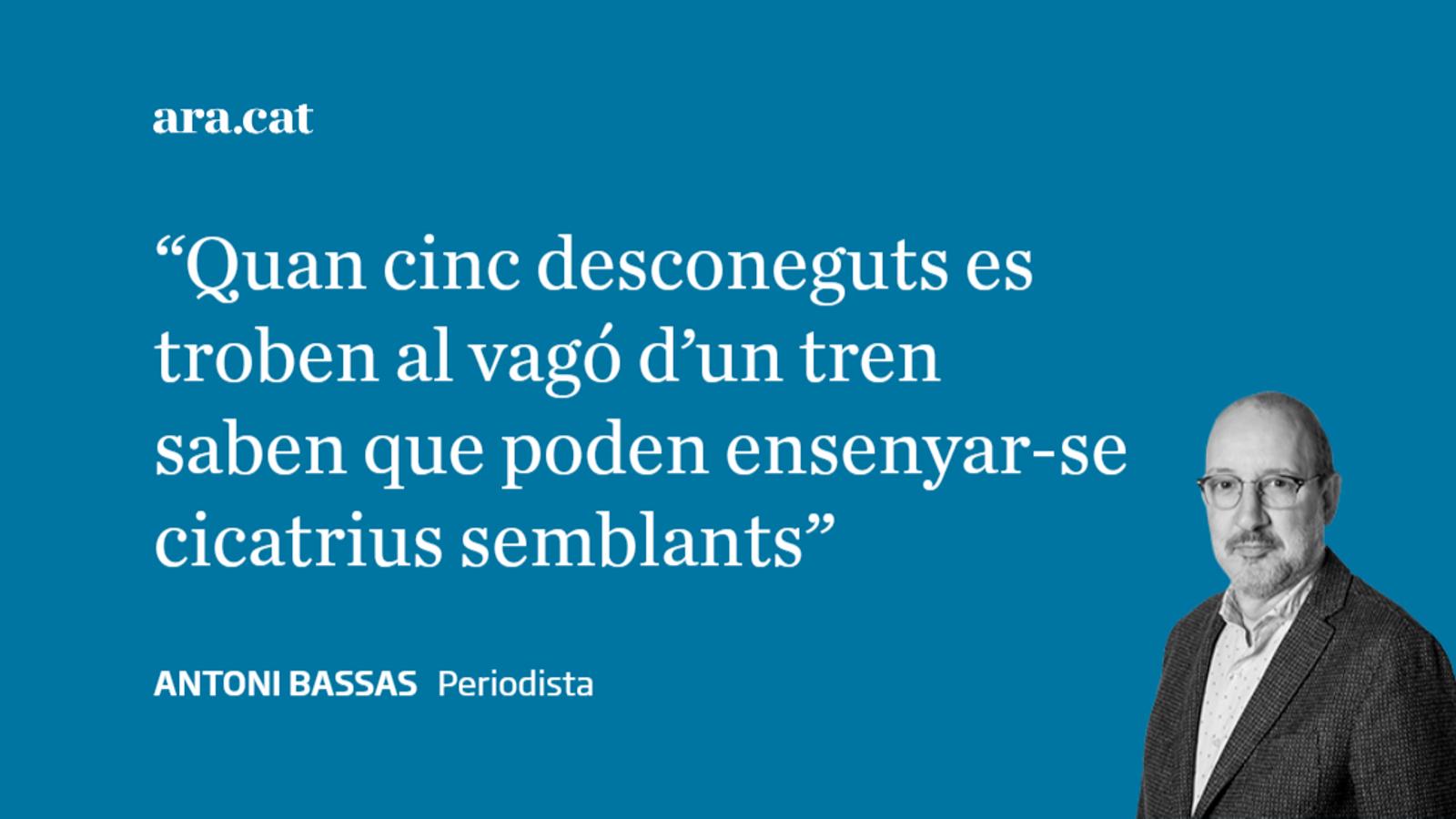 Confidències a l'AVE cap a Madrid