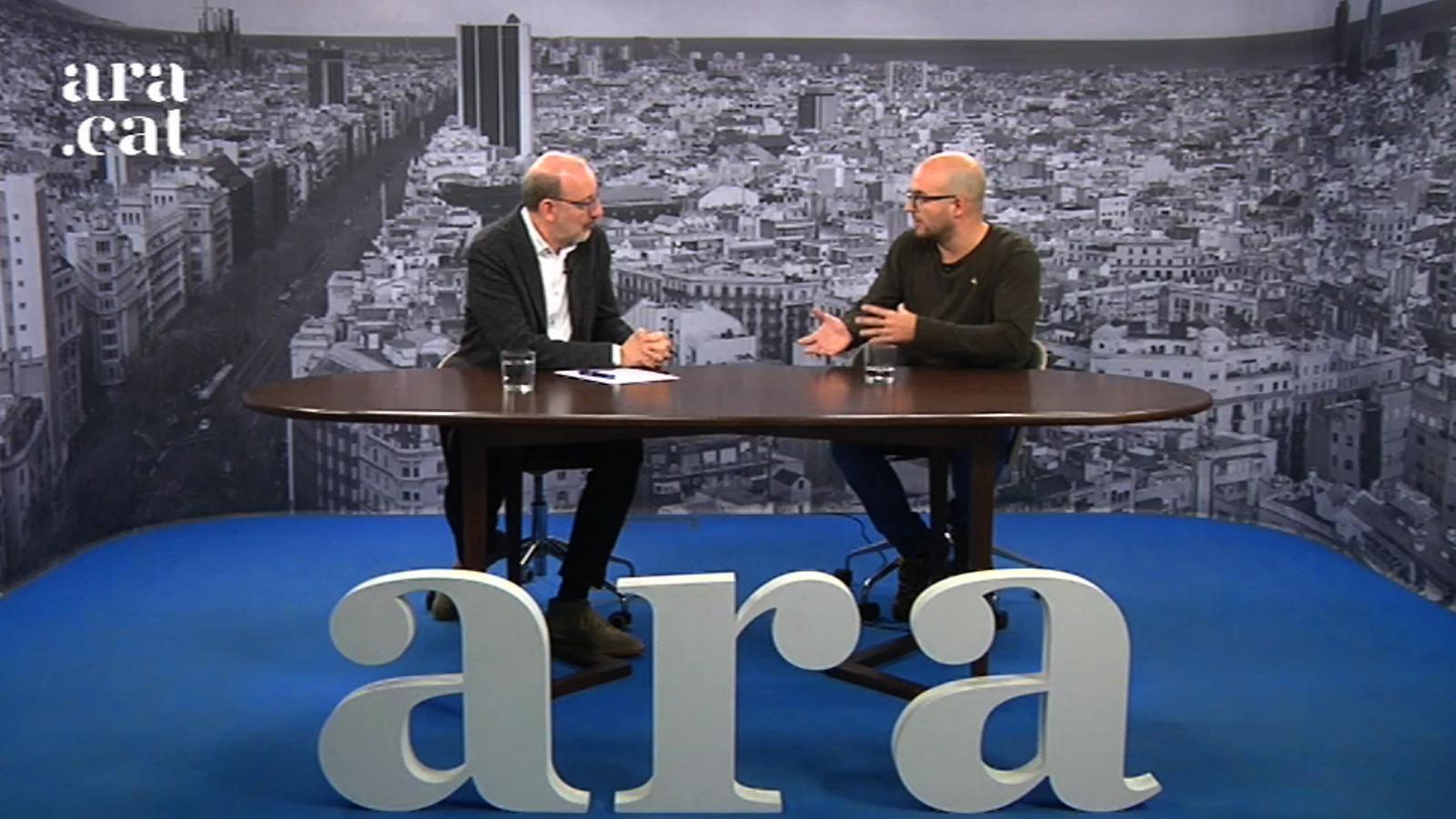 Entrevista d'Antoni Bassas a Joan Coma