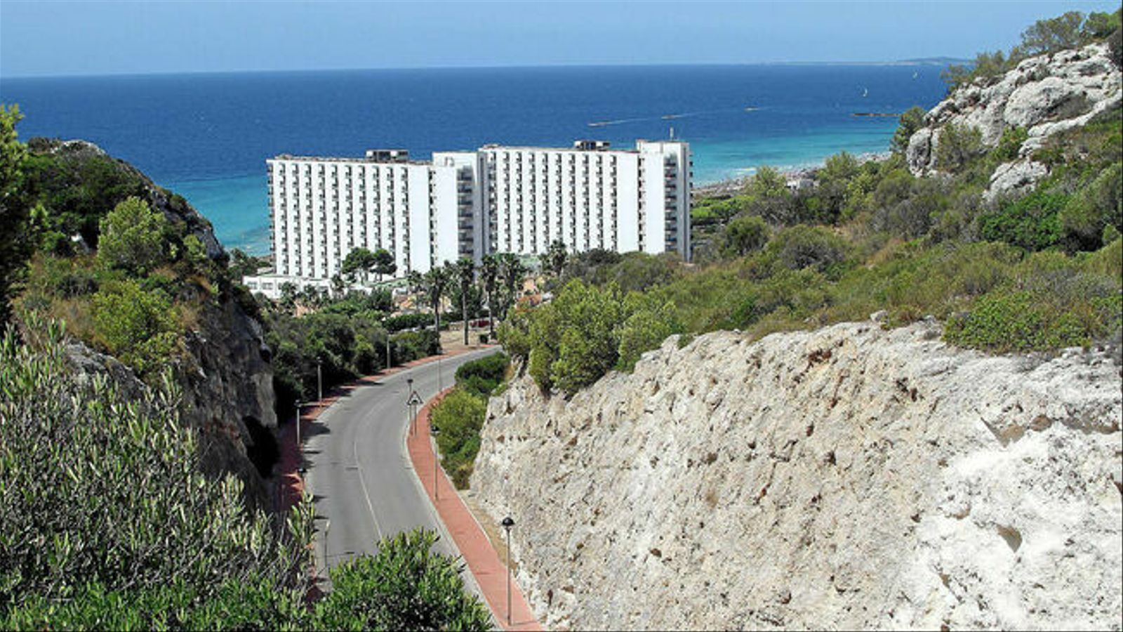 Els hotels de Menorca són un dels reclams d'aquesta tipologia de turistes que deixaran de venir a l'illa.