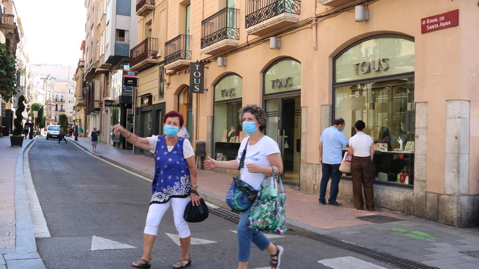 Salut admet un repunt de contagis al Camp de Tarragona