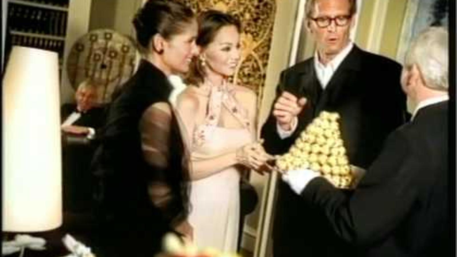 Anunci Ferrero Rocher