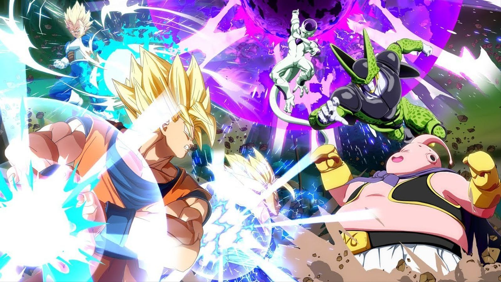 Tràiler de 'Dragon Ball FighterZ'