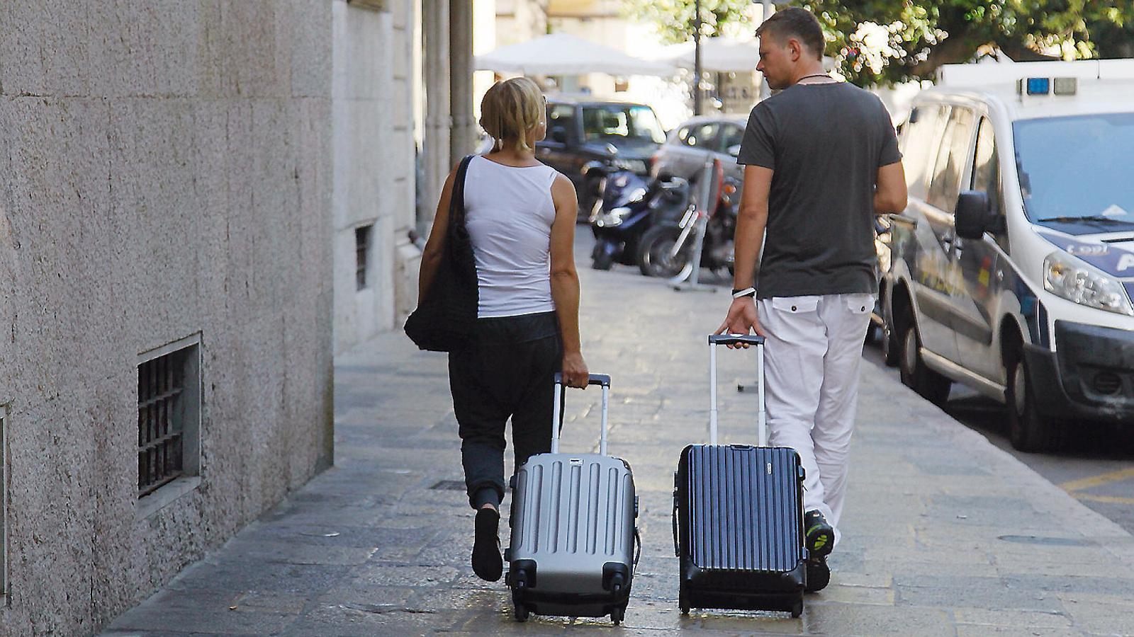 Cort haurà de 'decidir' aquest mes la prohibició del lloguer turístic