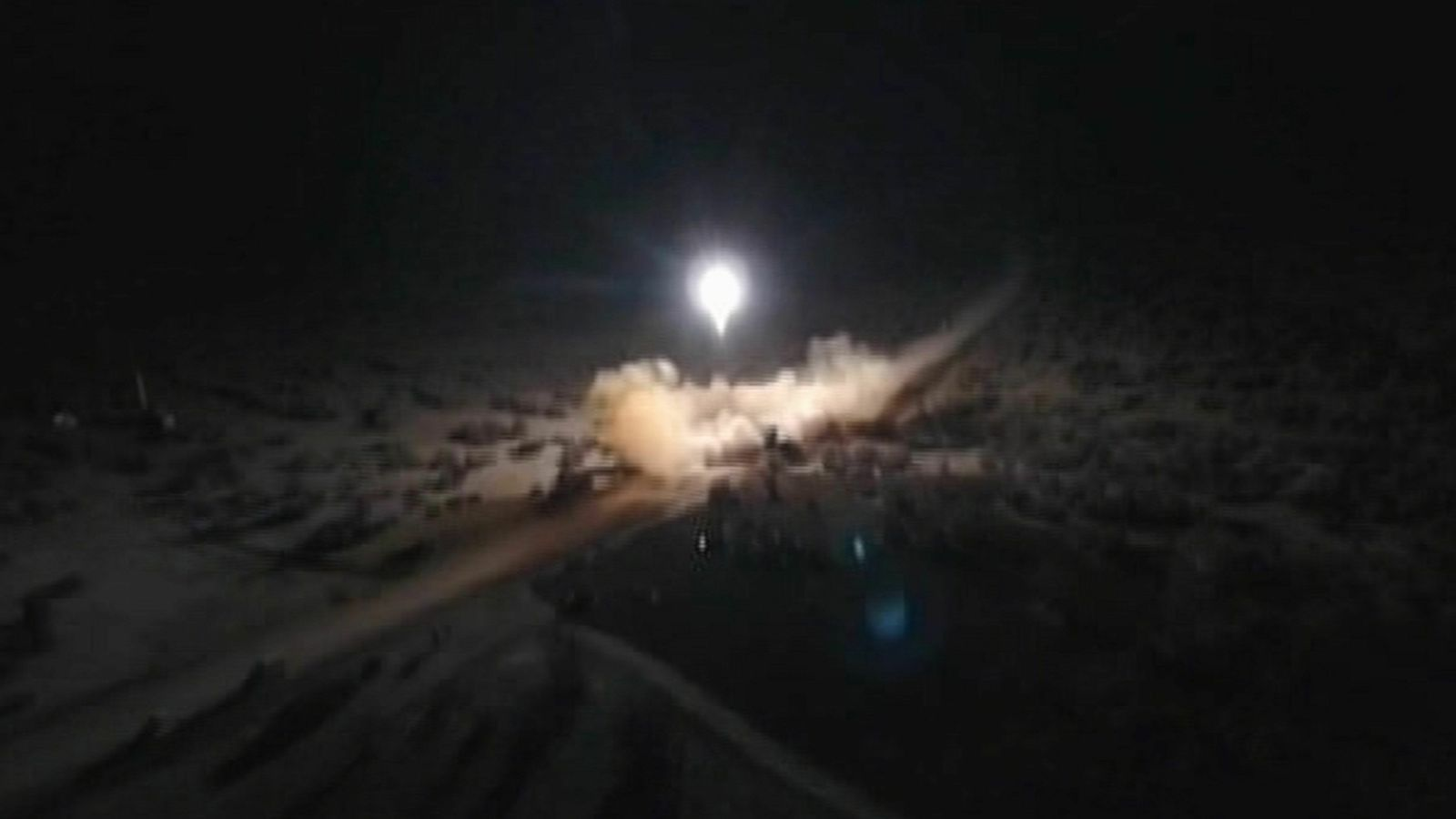 L'Iran ataca amb míssils l'exèrcit dels EUA a l'Iraq en resposta a l'assassinat de Soleimani