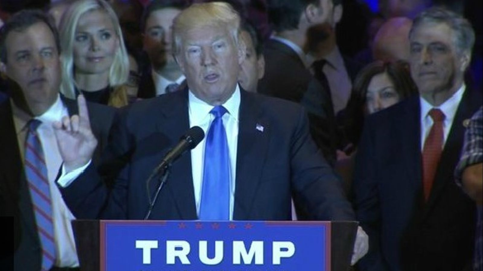 "Trump: ""Si Hillary Clinton fos un home no aconseguiria ni el 5% dels vots"""