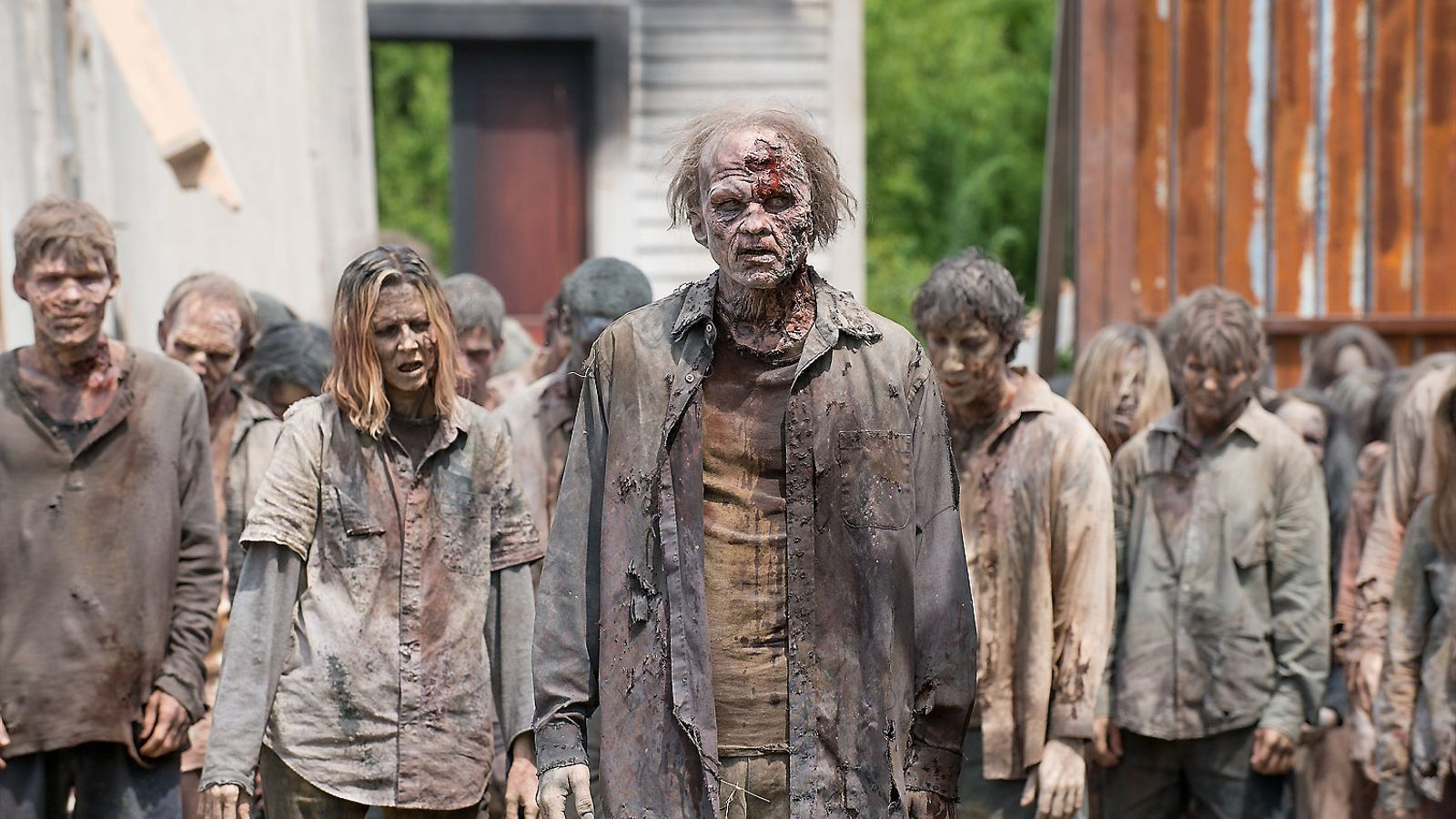 El creador de 'The walking dead' demanda la cadena AMC