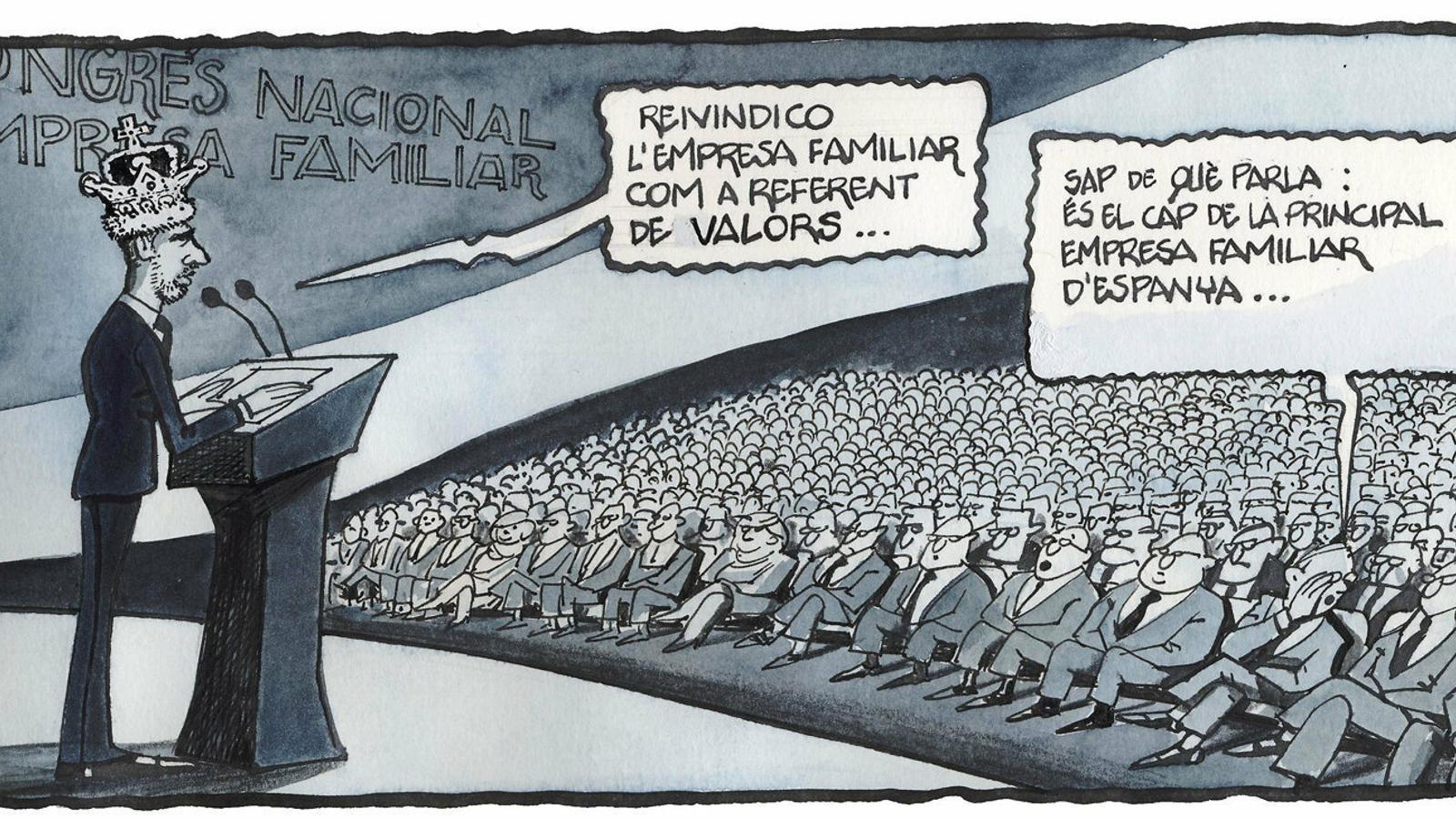 'A la contra', per Ferreres 04/11/2019