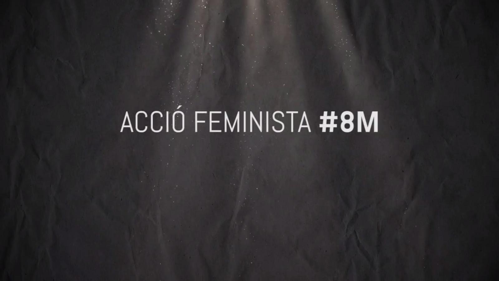 Acció Feminista #8M