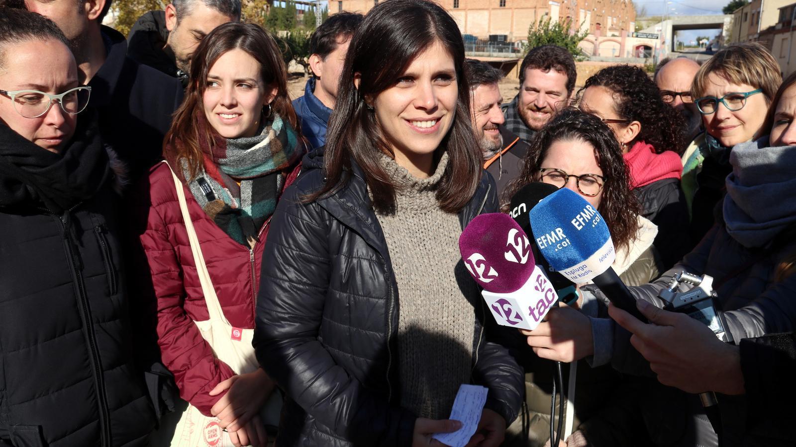 """ERC avisa el PSOE que """"s'ha de moure"""" i reconèixer que existeix """"un conflicte polític"""" amb Catalunya"""
