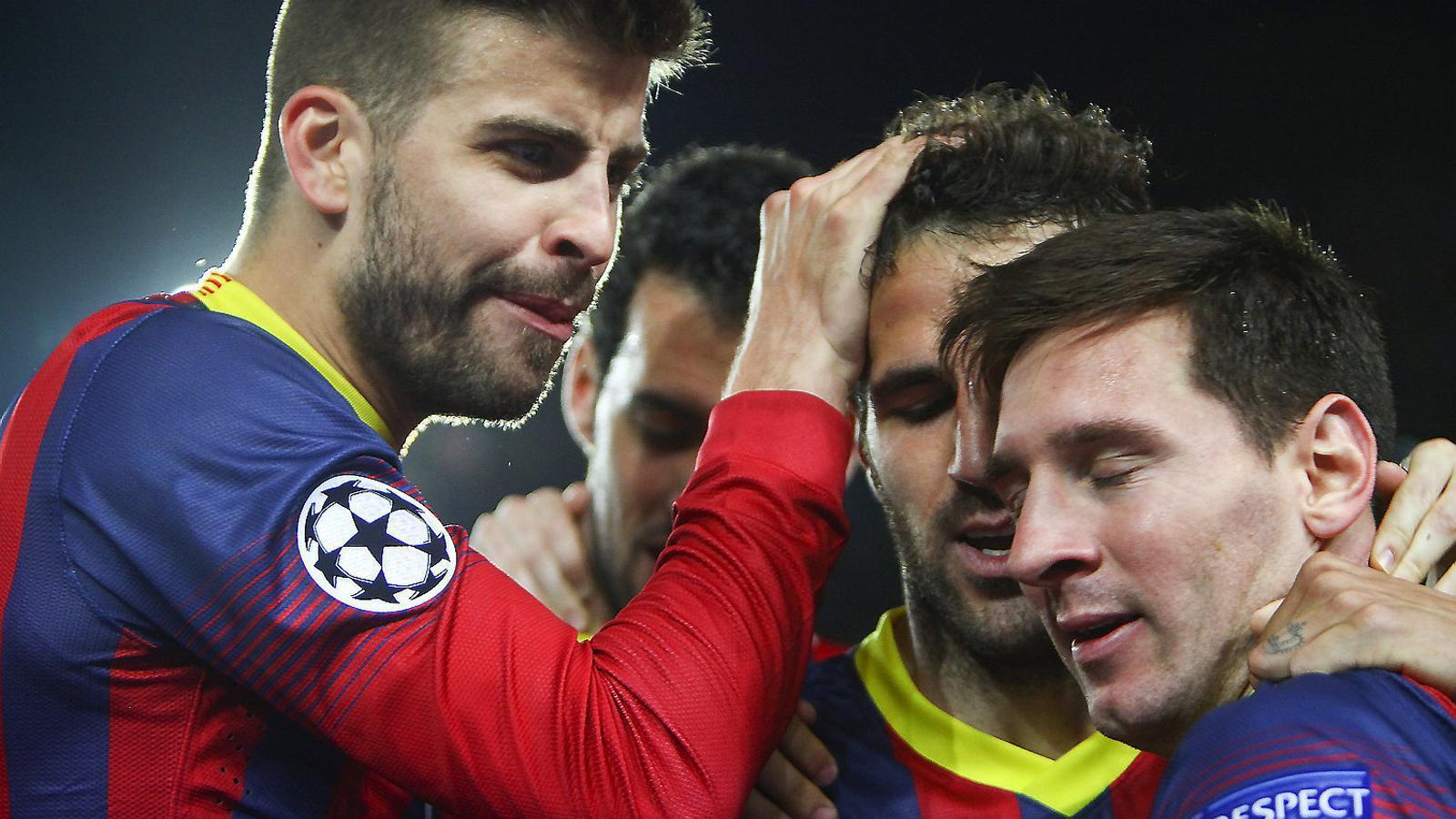 Piqué fitxa Messi i Cesc com a socis d'una nova empresa d''e-sports'