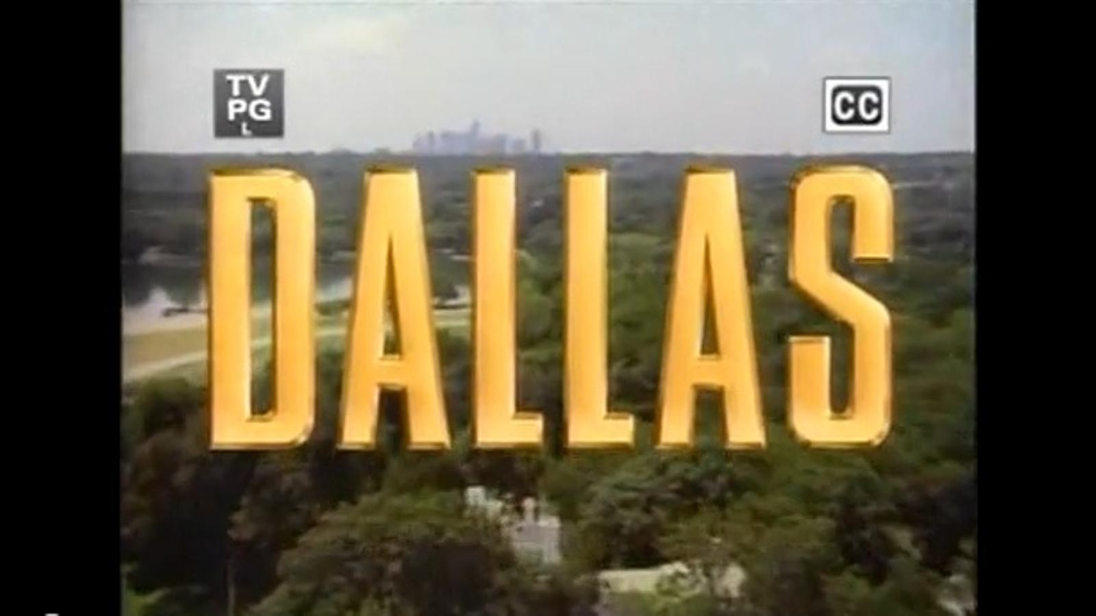 La mítica Dallas torna a les pantalles amb els fills de J.R i Bobby