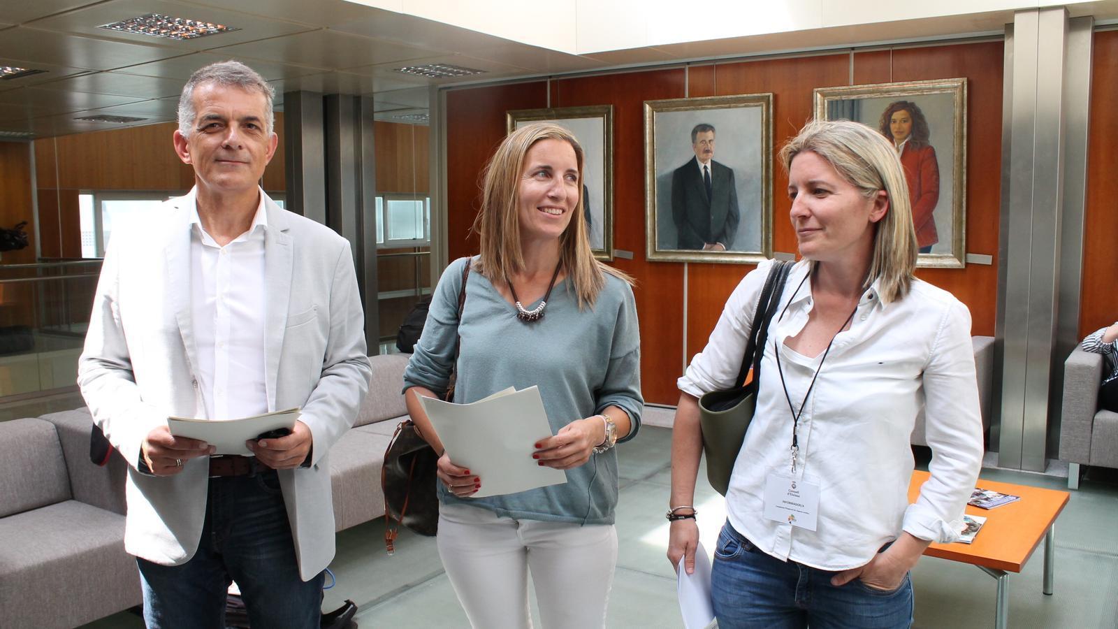 Una única empresa britànica lloga més de 500 pisos a Eivissa