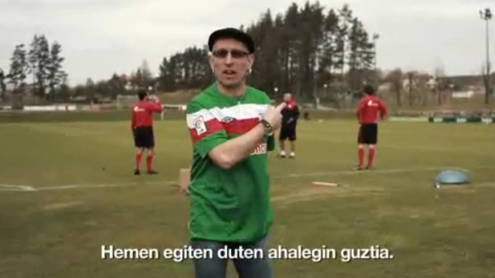 L'Athletic portarà els colors de la bandera basca a la seva segona equipació