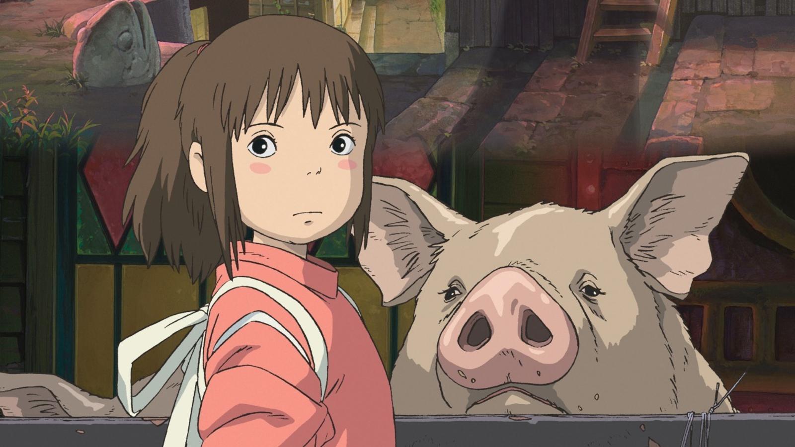 Netflix compra els drets dels films del mític estudi Ghibli