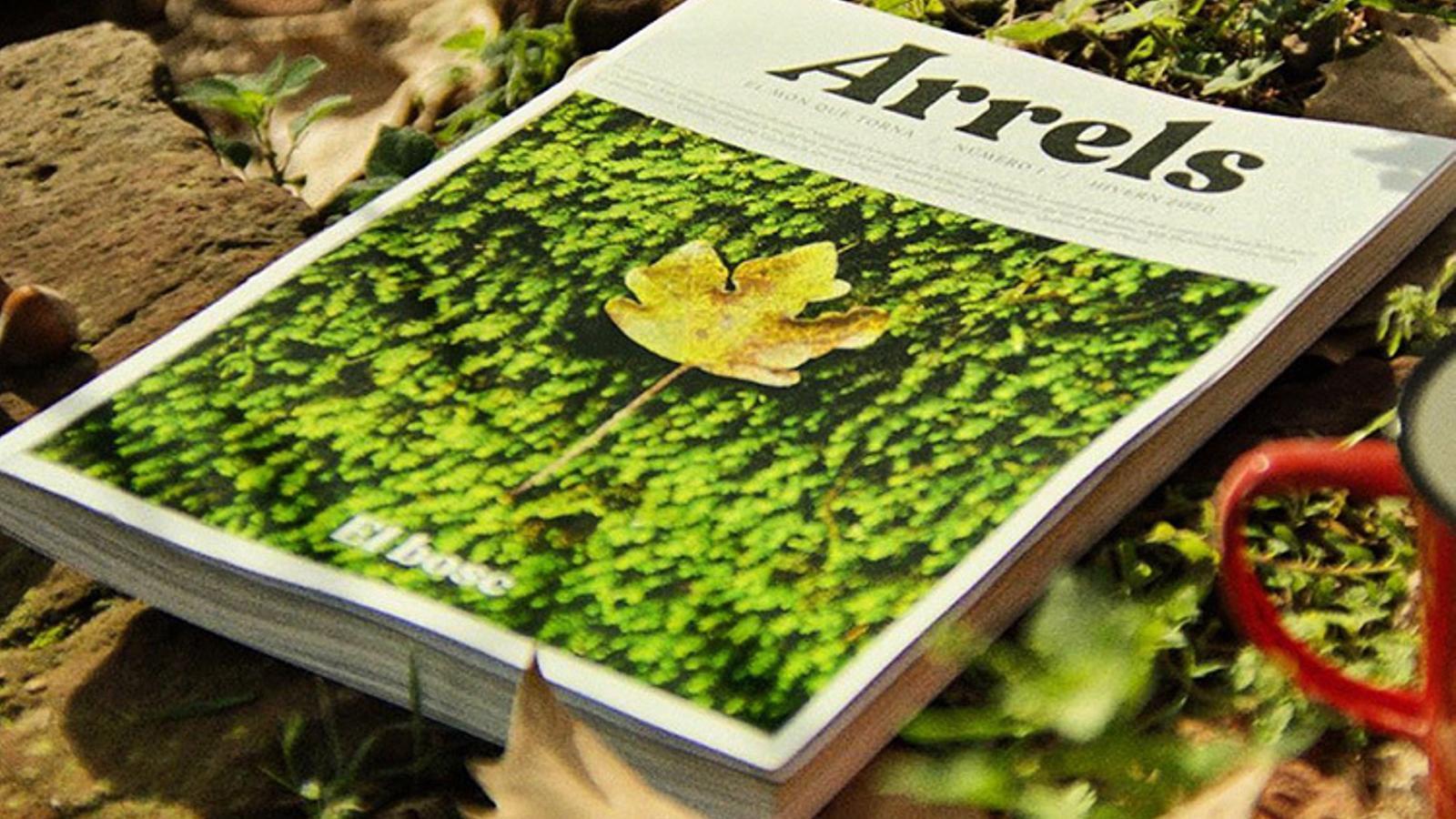 'Arrels', una nova revista sobre el món rural que torna