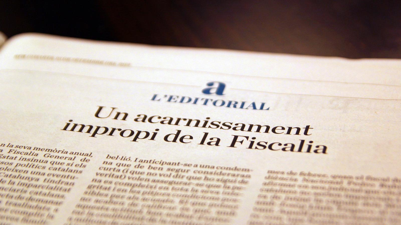 L'anàlisi d'Antoni Bassas: 'I en diuen democràcia plena'
