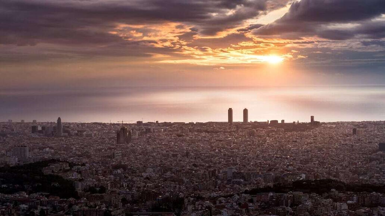 El 2020 ha sigut l'any més càlid en més de 100 anys a Barcelona, i possiblement a Catalunya